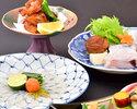 [Kobe Tamura] [Lunch / Dinner] Christmas Fugu Kaiseki 12 / 21-12 / 25