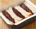 小倉バターのサンドイッチ