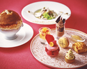 Pierre Herme Afternoon Tea・ Lunch 11/1~