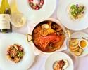 【1月シェフディナー】牡蠣と南仏ニース風ブイヤベース