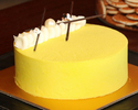 MANGO PASSION FRUIT ENTREMET (500g)