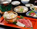 日本料理 近江牛しゃぶしゃぶ御膳