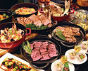 [Small group restaurant dinner] Dinner buffet with free drink (4-8 people)