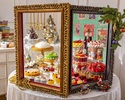 【2020X'mas】 「Christmas Magical Window」 Sweets buffet (Saturday, Sunday and Holidays) Adults 11/13~12/25