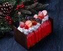 【クリスマスケーキ】ブッシュ・ドゥ・ノエル( bûche de Noёl)4,800円 10月15日(金)予約受付開始