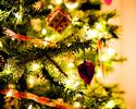 【17時~18時入店】12/23~12/26 クリスマスディナーコース「オロ」+グラスペリエジュエシャンパーニュ