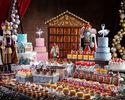 【Fri】Nutscracker Sweets Buffet  With a glass of champagne(Dec.18-Jan.7)