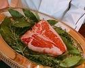 【年末年始限定】Tボーンステーキにグレードアッププラン