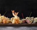 日本料理「さくら」テーブル席限定 天ぷらクリスマススペシャルコース