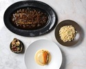 【THE UPPER Recommended】Choice of Fish or Meat Lunch Course