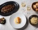 【スパークリング付】お魚orお肉のメイン料理が選べるランチプラン
