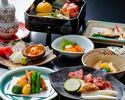 日本料理 会席料理「八景」12000円ディナー<5/1~>
