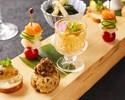 【忘新年会 贅沢プラン】握り寿司&ロール寿司や豪華海鮮料理含む全8品+3時間飲み放題