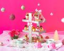 Christmas Pink Afternoon Tea 1部【12/19~25】