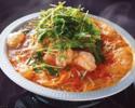 牛ホルモン鍋食べ放題コース(飲み放題込み)¥5720円(税込み)