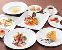 【Dinner Course】Argente~アルジョンテ~ 8,800円(税別)【料理6品】