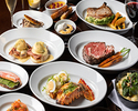 【Holiday Brunch Set】with free-flowing drinks, including Champagne!