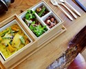 【12/21-12/25】Christmas Lunch Box with a glass of Sparkling wine