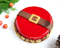 GRAND HYATT FESTIVE CHOCOLATE CAKE (1.2lb)