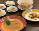 """ホテル開業25周年記念コース""""蓮華""""れんげ"""