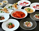 【Dinner Course】 12月・1月限定 プレミアムウィンターコース 8800円