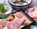 MIXスペシャル お得な特別プラン焼肉としゃぶしゃぶ両方食べ放題と飲み放題(120分)