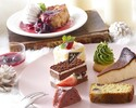 """【WEB予約限定】""""Sweets & Savory TOWER TERRACE Winter Selction"""" (12/23~27、1/1~1/3)"""