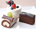 【Xmas】アソートケーキ