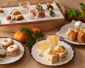 【Weekend:Semi Private Room B 】Persimmon Afternoon Tea