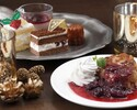 "【WEB予約限定グラスロゼスパークリングワイン付】""Sweets & Savory TOWER TERRACE Christmas Selection"""