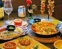 DINNER 【当店オリジナルプレミアムGoTo Eatコース】 11月限定25%OFF!ボトルワイン付きのお得な特別ディナー