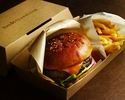 Advanced Purchase [The Steakhouse] Takeout American burger 2,592 yen