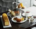 Privé afternoon tea with Winter Special Tea List