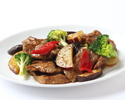 【年末年始ランチ】牛肉と旬菜のオイスターソース炒め
