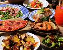 【お料理のみ】アロハテーブルの良いとこどり!アロハ・パーティーコース♪