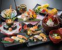 【年末年始ディナー】迎春 穂のはな 寿司コース @7,000