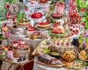 Strawberry Sweets Buffet (Sat, Sun & Holidays11:30~/14:00~) Adults 12/26~3/31