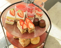 Strawberry Afternoon tea 2営業日前までの予約制