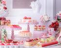 <Weekday> Strawberry Dessert Buffet