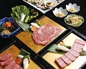 MIXスペシャル お得な特別プラン(特選)  上焼肉とすき焼き両方とオマール海老も食べ放題と飲み放題(120分)
