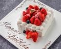 ●【記念日に特別なひとときを】世界三大珍味にオマール海老等豪華食材にホールケーキ付<大聖堂最前列確約>