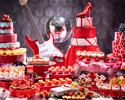 【Friday】Strawberry Sweets Buffet Conrad Bear(Adlut)