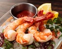 JUMBO SHRIMP-cocktail sauce-
