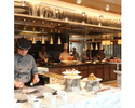 【土日祝】ランチ!オープンキッチンからの出来立て料理が大人気!