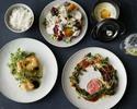 【ランチ:シェアテーブル・カウンター席】お食事内容は当日店舗にてお選びください。