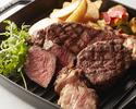 【ディナー】Meat Platter Selection 牛肉フェア