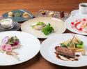 【お正月限定】北から南、日本各地の旬の食材とシェフの感性が融合したフルコース