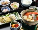 日本料理 海鮮味噌バター鍋御膳