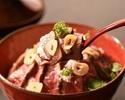 【2月・3月平日限定】シャトーブリアンぼっけえ丼