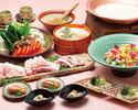 胡麻豆乳鍋 3,300円